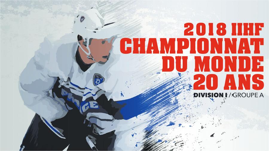 Championnat du Monde 20 ans de hockey sur glace